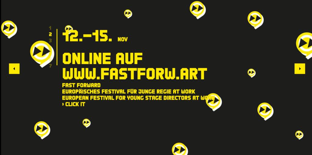 Foto: Screenshot von der Homepage des Theaters